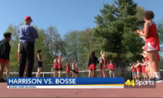 HS TENNIS: Bosse Defeats Harrison