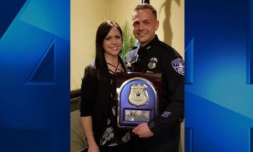 EPD Officer Recipient of Indiana SWAT Award