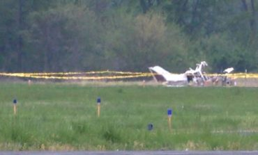 KSP Finds Duffle Bag With Cash and Suspected Cocaine on Crashed Plane