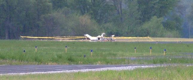 NTSB Accident Report Reveals New Details About Deadly Henderson Plane Crash