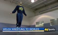 Castle Grad Welch Wrestling in U.S. Open