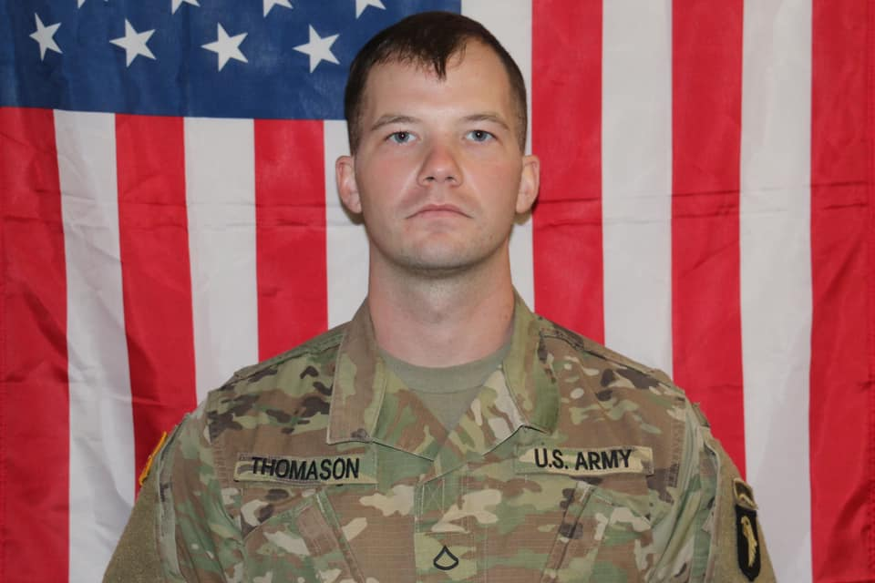 Photo of Fort Campbell Soldier Killed in Syria