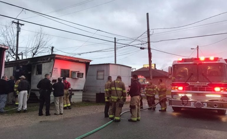 One Person Confirmed Dead After Mobile Home Fire