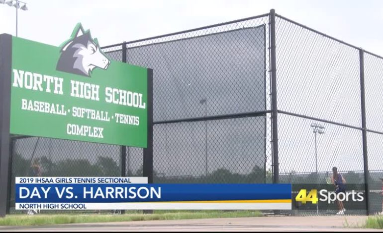 HS G TEN: Day Beats Harrison to Advance in Sectionals