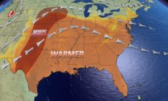 Warmest Temperatures in Seven Months, Severe Threat Sunday