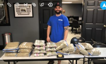 Pounds of Synthetic Drugs Seized in Trafficking Bust