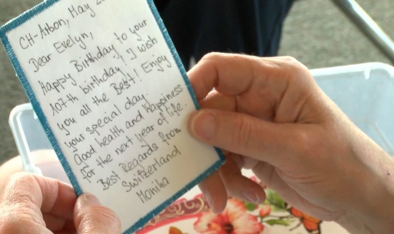 Evansville Woman Receives Birthday Cards From All Over the World