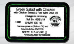 Caito Foods Recalls Salads