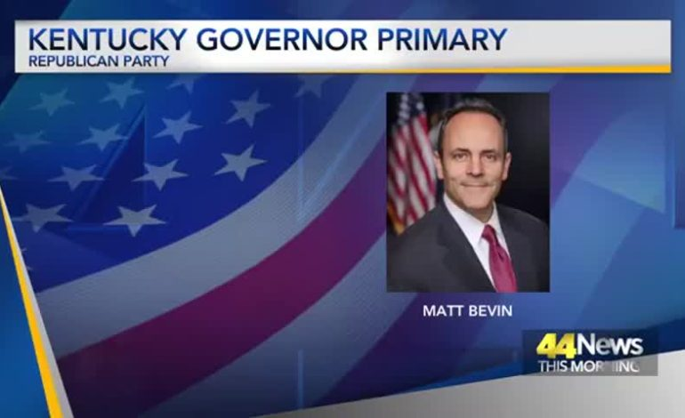 Kentucky Primary Voting Begins Tuesday