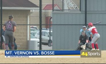 HS SOFT Sectionals: Mt. Vernon Blanks Bosse