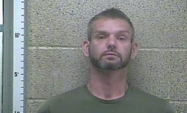Henderson County Jail Housing Man Charged With Attempted Murder in Illinois