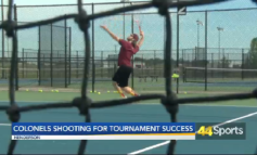 Henderson County Boys Tennis Seeking Success at State