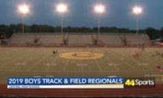 HS Boys Track Regionals: Central Takes 3rd Overall