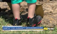 Habitat for Humanity Begins 65th Henderson Build