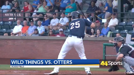 Photo of Frontier League: Otters Take Series Against Wild Things