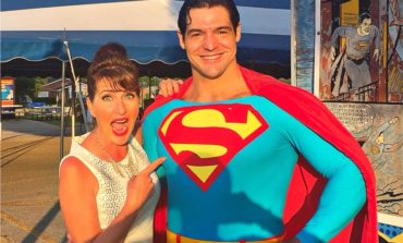 Welcome the Man of Steel Home This Weekend!