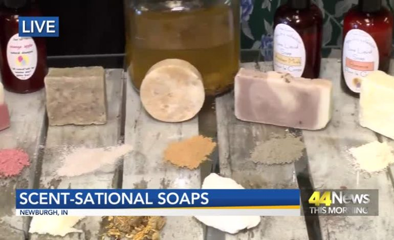 Scent-Sational Soaps in Newburgh