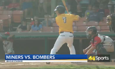 Ohio Valley League: Miners Blank Bombers