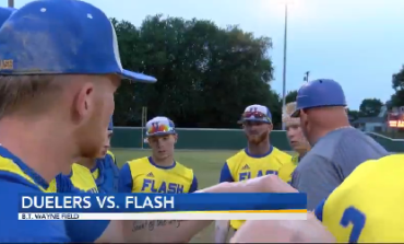 Ohio Valley League: Flash Walk Off Against Duelers