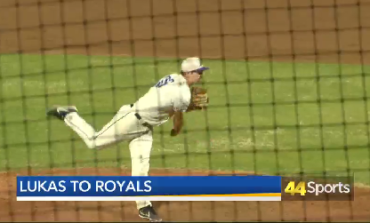 UE's Lukas Drafted by Royals
