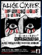 """""""An Evening With Alice Cooper"""" Coming November 27th!"""