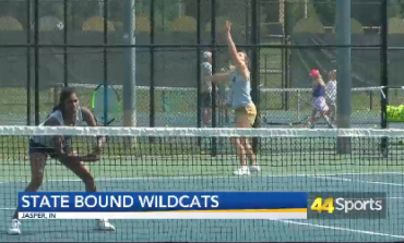 Jasper's Doubles Team Ready to Compete in First State Tournament
