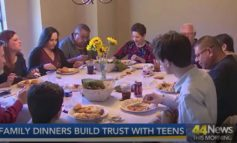 Family Dinners Could Help Prevent Teen Substance Abuse