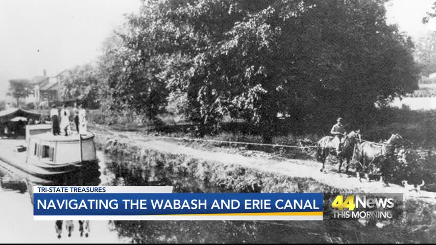 Photo of Navigating the Wabash and Erie Canal