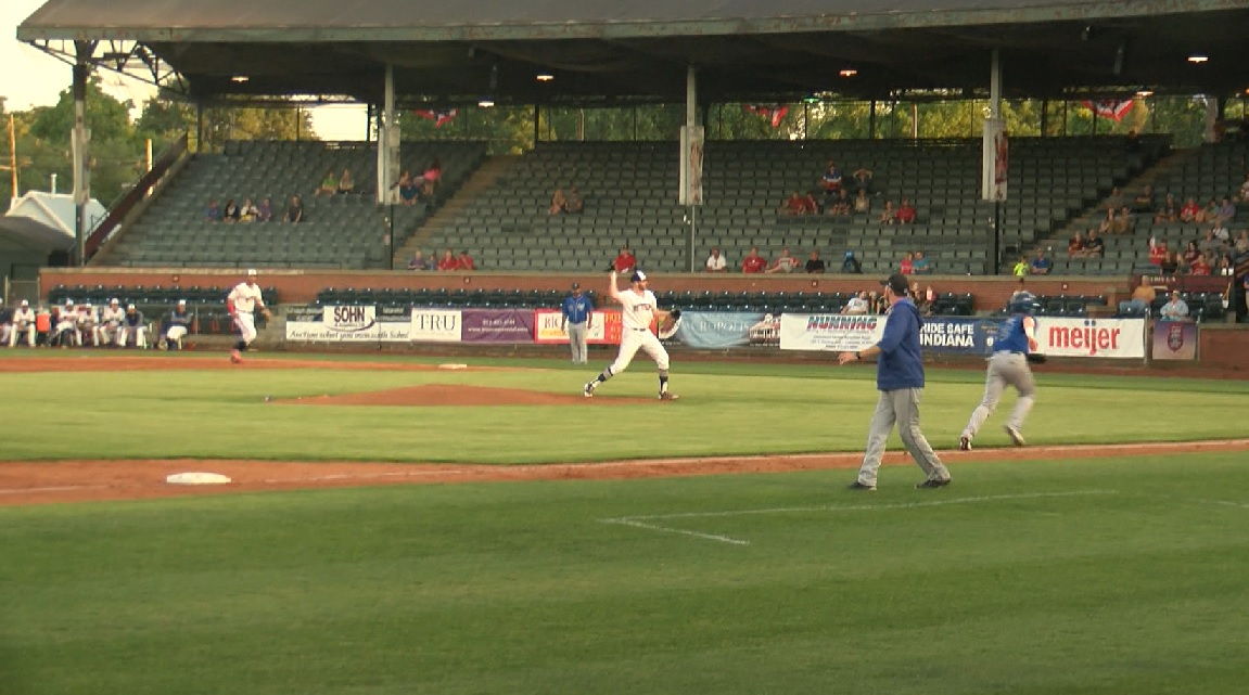 Photo of Frontier League: Otters Rally Late