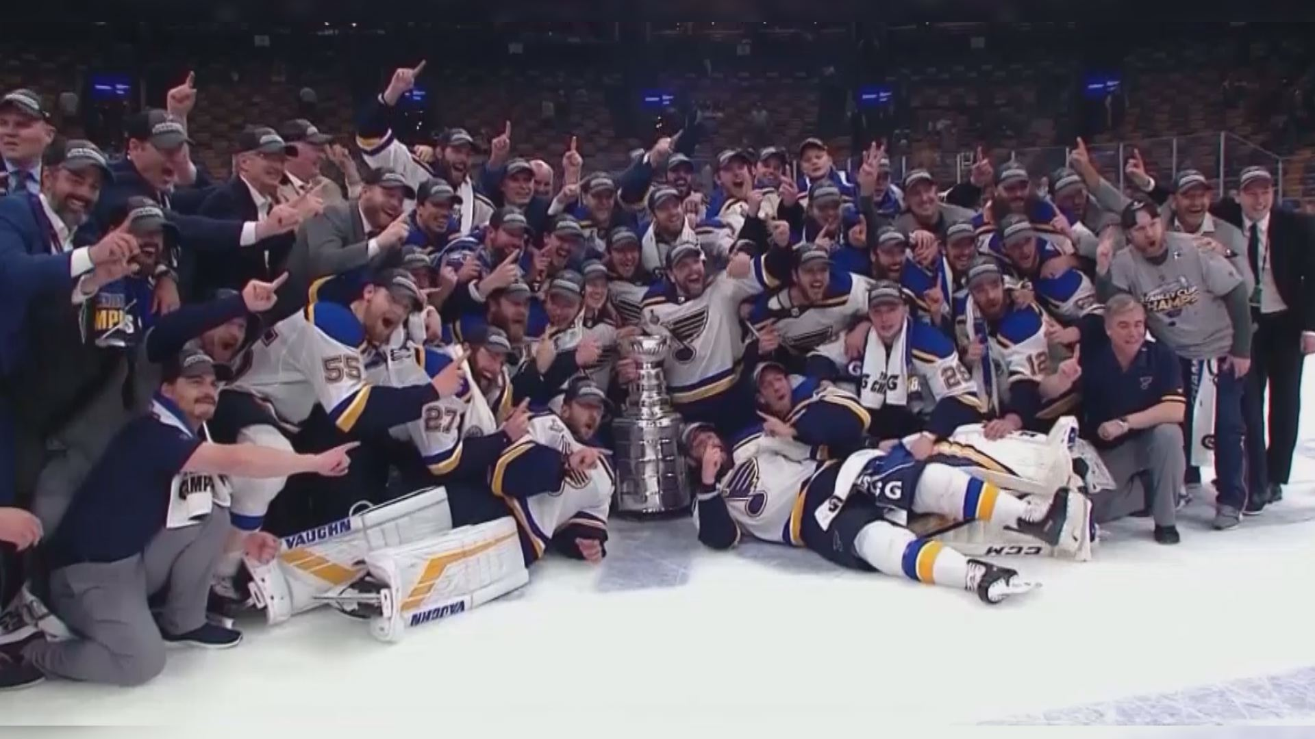 St Louis Blues Capture First Ever Stanley Cup Win 44news