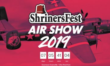 Road Closures Announced for ShrinersFest