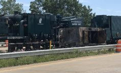 Diesel Tanks Catch Fire on KY 603 in Daviess County