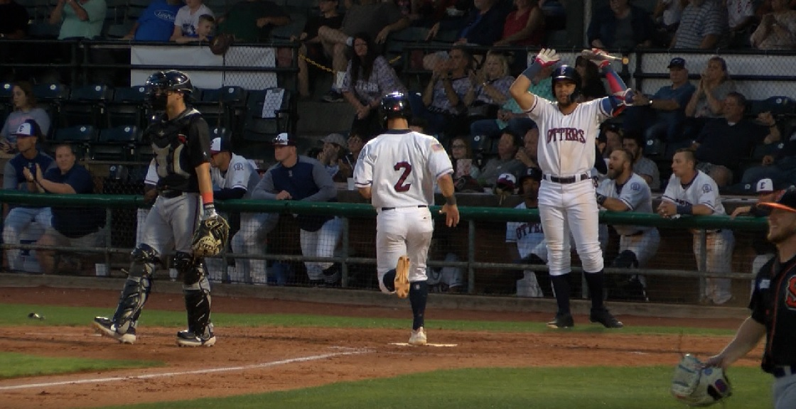 Photo of Frontier League: Otters Fall to Boomers