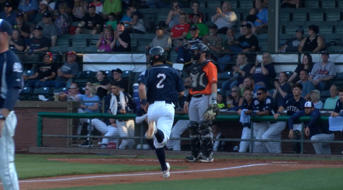 Photo of Frontier League: Otters Rally Back for Win Over the Boomers