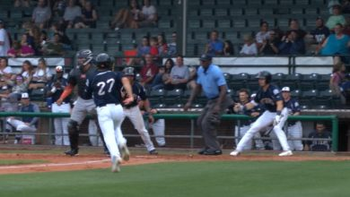 Photo of Frontier League: Otters Win Rain Shortened Affair With the Boomers