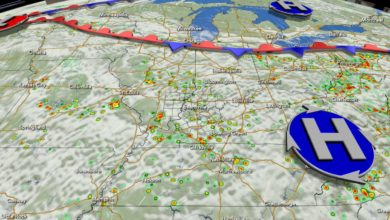 Photo of The Beat Goes On…Heat, Humidity & Pop-Up T-Storms