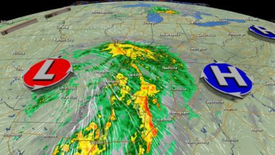 Photo of Remnants of Barry to Bring Heavy Rain & Possible Severe Storms