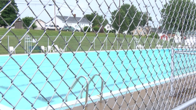 Photo of Health Concerns Reported at JFK Pool in Tell City
