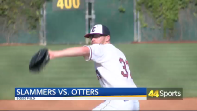 Photo of Otters Sweep Doubleheader Against Slammers