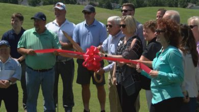 Photo of Official Ribbon Cutting Held at New Tri-State Golf Course