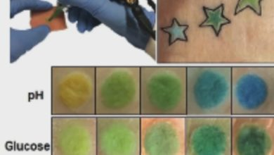 Photo of New Tattoo Could Help Monitor Health
