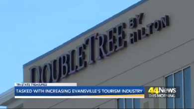 Photo of Tasked With Increasing Evansville's Tourism Industry