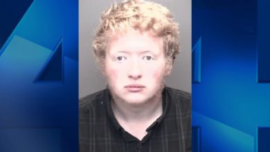 Photo of Evansville Dad Arrested for Neglect After Toddler Fires Gun Into Apartment Floor