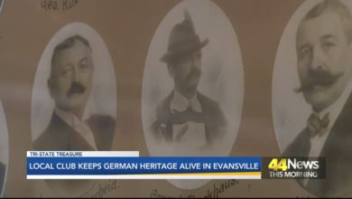 Photo of Local Club Keeps German Heritage Alive in Evansville