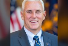 Photo of Vice President Mike Pence Listed as Speaking at Right to Life Banquet