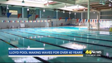 Photo of Lloyd Pool Making Waves for Over 40 Years