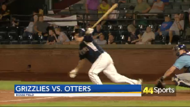 Photo of Frontier League: Otters Beat Grizzlies; 1 Win Away From Postseason Berth