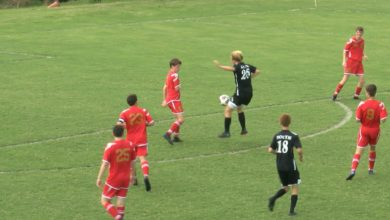 Photo of HS B Soc: Mater Dei Falls to TH South