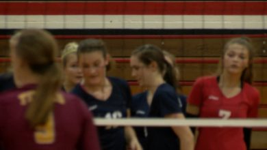 Photo of HS Vb: Tecumseh Defeats Gibson Southern at the Harrison Invite