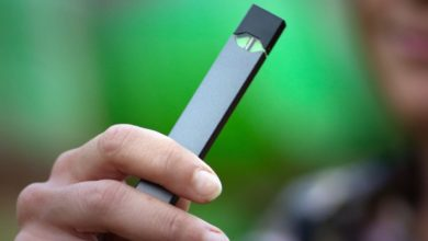 """Photo of Juul Bought Space on """"Youth-Focused Websites"""", Lawsuit Claims"""